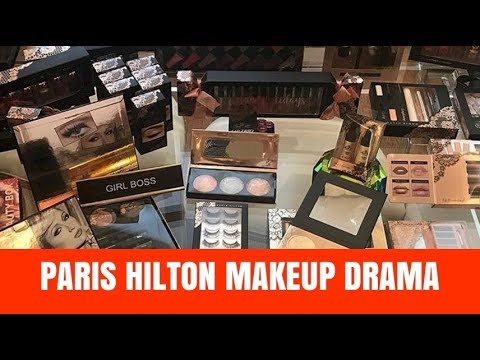 PARIS HILTON COSMETICS EXPOSED