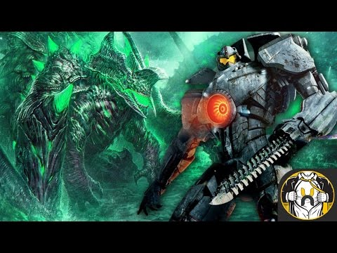 Kaiju Category Scale EXPLAINED | Pacific Rim Uprising