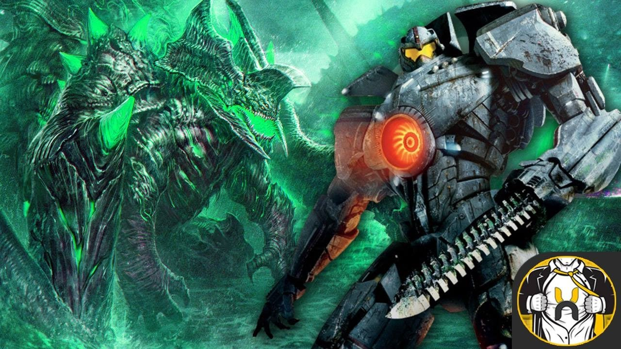 Kaiju Category Scale EXPLAINED | Pacific Rim Uprising ... Pacific Rim Kaiju Category 2