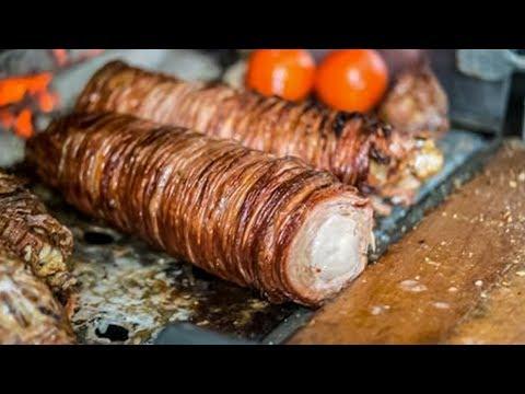Turkish Street Food  Amazing Istanbul Food