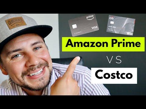 AMAZON CREDIT CARD Vs COSTCO CREDIT CARD | Benefits & Rewards Comparison