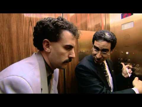 Borat - Hotel Room | HD
