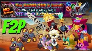 KH Union χ[Cross] F2P HADES CUP ~ 11-15 Last Five