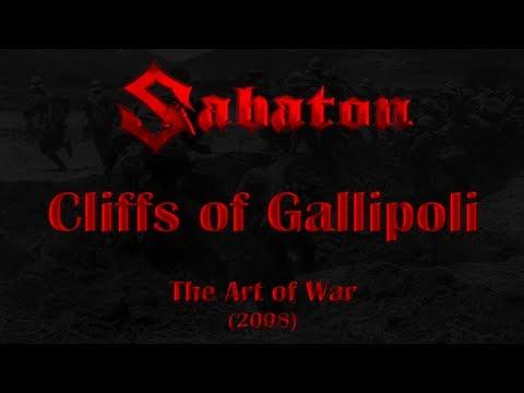 Sabaton - Cliffs of Gallipoli (Lyrics English & Deutsch)
