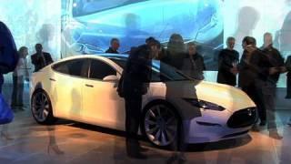 Tesla Model S Part 3: It's Showtime