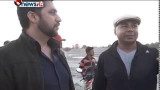 मोरङको लेटाङ नगरपालिकामा क्रसर व्यवसायीहरुको राज - NEWS24 TV
