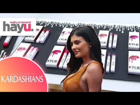 Kylie The Beauty Billionaire Story | Season 1-19 | reKap | Keeping Up With The Kardashians