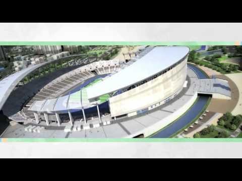 17th Asian Games Incheon 2014 Promotional Video