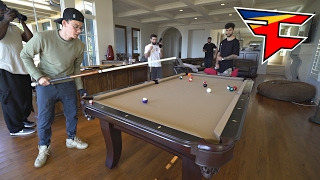 FaZe vs Logic - POOL GAMES