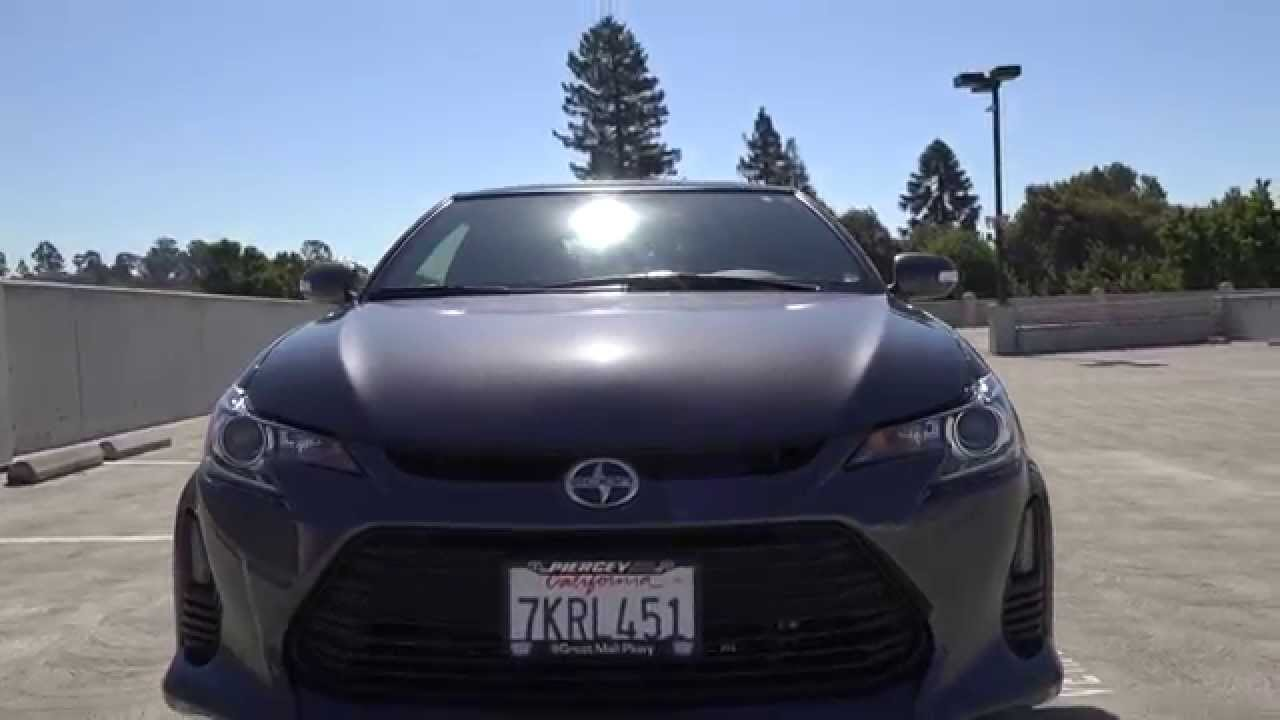 2015 Scion Tc Toyota Zelas Walkaround Exterior Interior Youtube