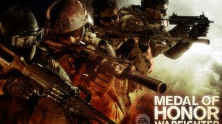 Medal of Honor Warfighter - Primeira Vez - PC