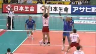 The best setters in the world Volleyball Movies net