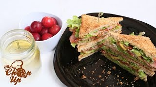 The chop up How to make BLT Sandwich in under 1 minute