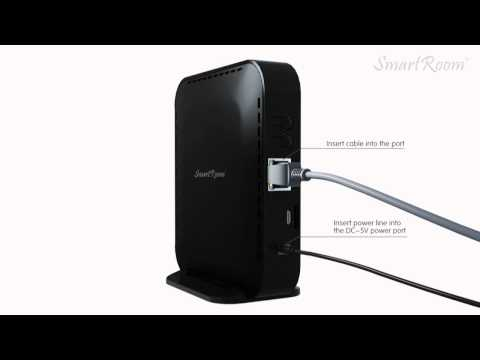 SmartRoom Wireless Gateway