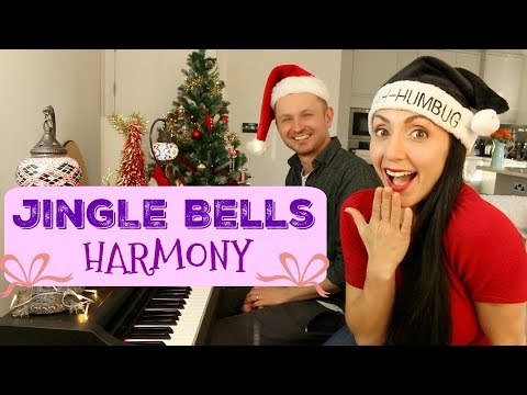 Sing in Harmony: Jingle Bells | Learn Awesome Harmonies | Christmas Song