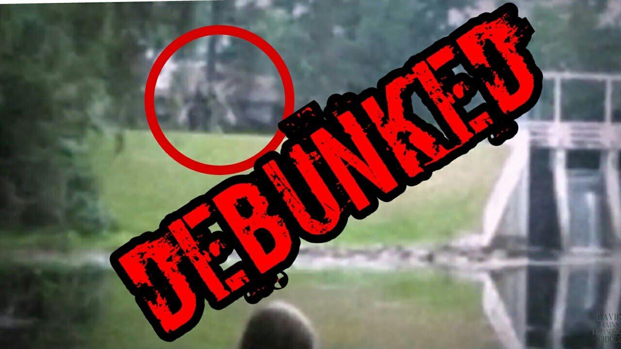 Real Werewolf Stalks Child Caught On Camera Wolfman Sighting Caught On Tape 2016 - 1280×720