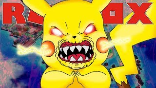 EVIL PIKACHU IS ALIVE | Roblox Gameplay