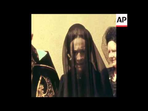 SYND 5-6-72 FUNERAL OF LATE DUKE OF WINDSOR