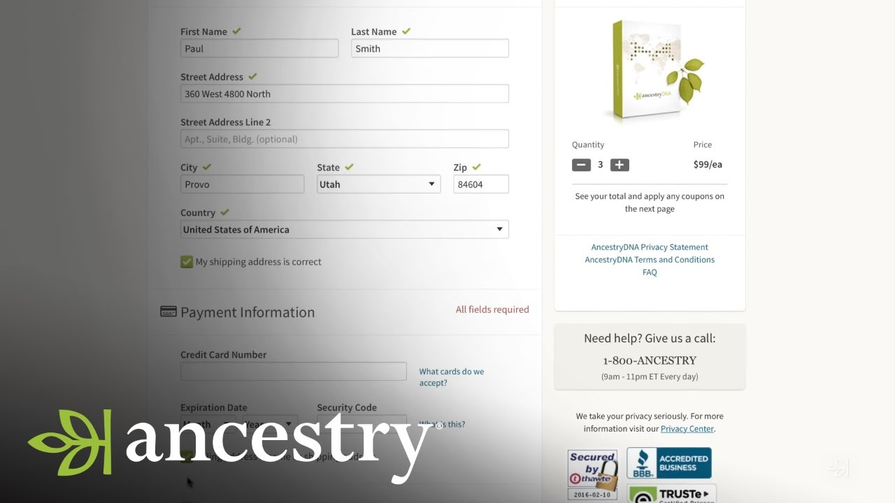 AncestryDNA | Can I Buy An AncestryDNA Test For Someone Else? | Ancestry  Academy | Ancestry