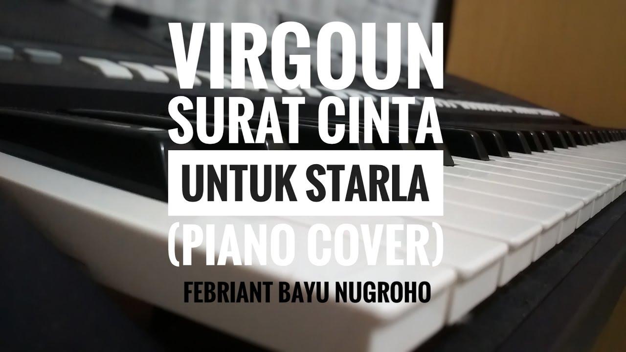 Virgoun Surat Cinta Untuk Starla Chords Chordify