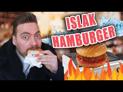 İstanbul'un EN İYİ 5 Islak Hamburgercisine GİTTİM!