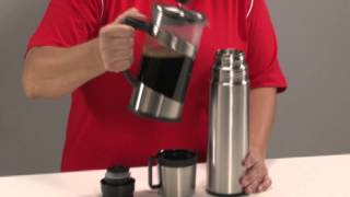 Vacuum Flask With Cup Tescoma Constant, Stainless Steel