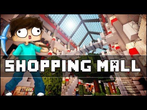 Minecraft - Shopping Mall