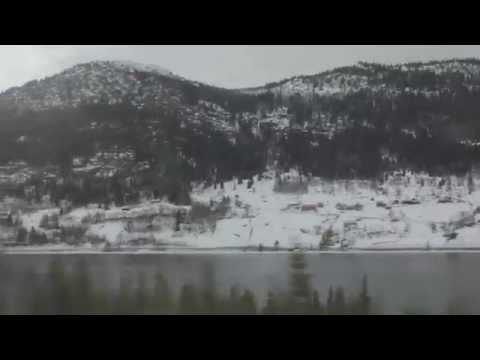 PGS: Oslo-Bergen Railway