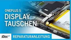 OnePlus 5 – Display wechseln [mit Rahmen]