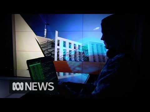 Someone hacked our parliament, and we don't know who | ABC News