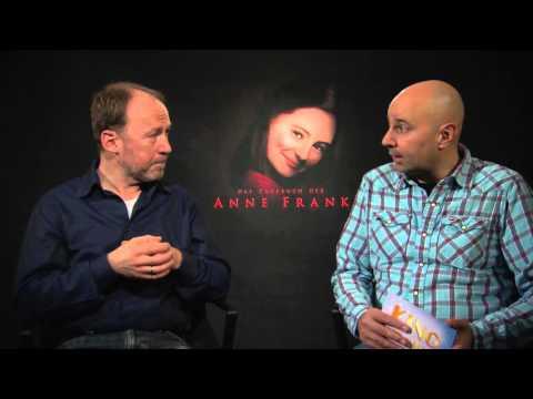Ulrich Noethen Interview DAS TAGEBUCH DER ANNE FRANK