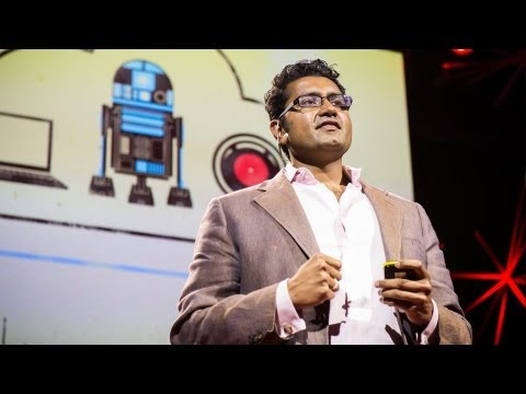 The rise of human-computer cooperation - Shyam Sankar - YouTube