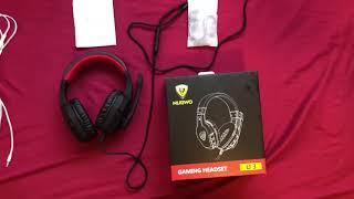 Nubwo U3 Review-Headset Gaming barato (Headset Fortnite)