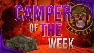 Call Of Duty: Black Ops 2 | How 402THUNDER402 First Met THE WORM! How To Camp In Black Ops 2