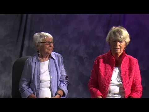 Marion Flynn & Barbara Natale