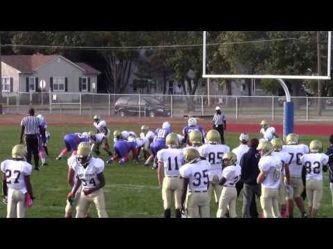 HS vs Millville JV 2013