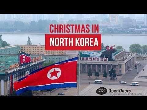 OPEN DOORS SA: Christmas in North Korea