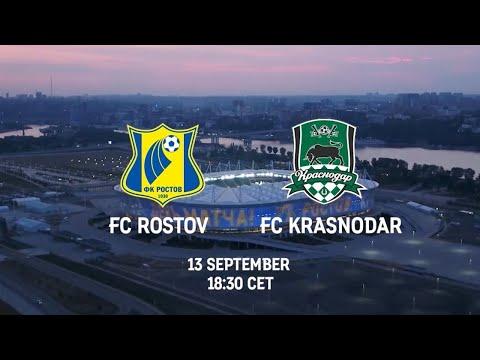 Watch FC Rostov vs FC Krasnodar tomorrow   RPL 2021/22