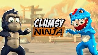 Clumsy Ninja - Now with Animals!