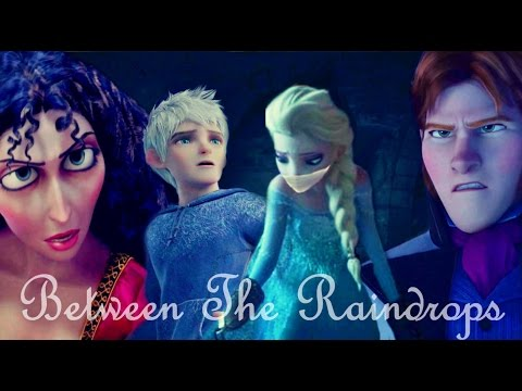 ❅ Jack & Elsa - Between The Raindrops [AU: Slavery]