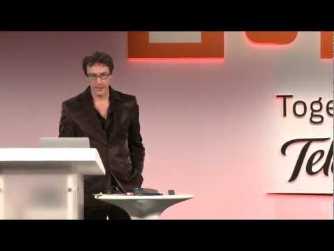 Intellectual Ventures' Pablos Holman: Full Talk from Wired 2012