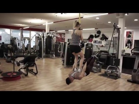 CRAZY COUPLE WORKOUT - FITNESS COUPLE by jerem bodyworkout