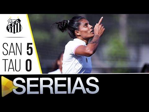 Sereias 5 x 0 Taubaté | Paulista (29/05/16)