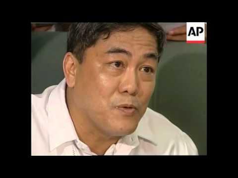 "PHILIPPINES: ""LOVE BUG"" COMPUTER VIRUS LATEST"