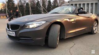 Ворвался без крыши на BMW Z4 в Саратов