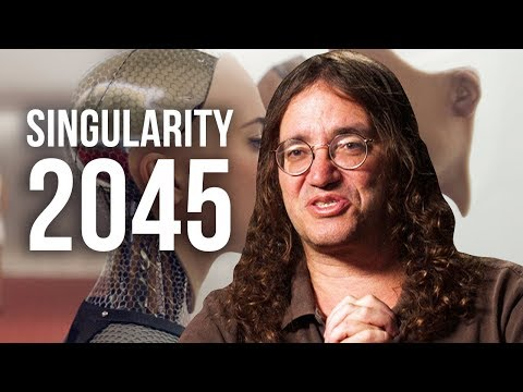 SINGULARITY WILL BE HERE IN 2045 – Ben Goertzel | London Real