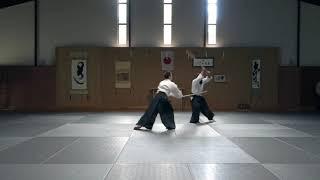 Démo d'armes ● Kobayashi Ryu Aikido
