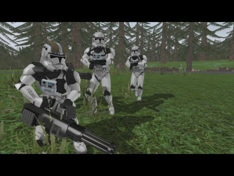 SW Battlefront 2 Mod Review - Earth: Pioneer Trails