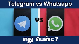 16 Reasons Why Telegram is BETTER than WhatsApp? WhatsApp