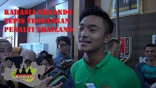 INI RAHASIA KIPER TIMNAS INDONESIA U-16 TEPIS TENDANGAN PENALTI